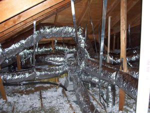 Cleaning Air Conditioning Ducts